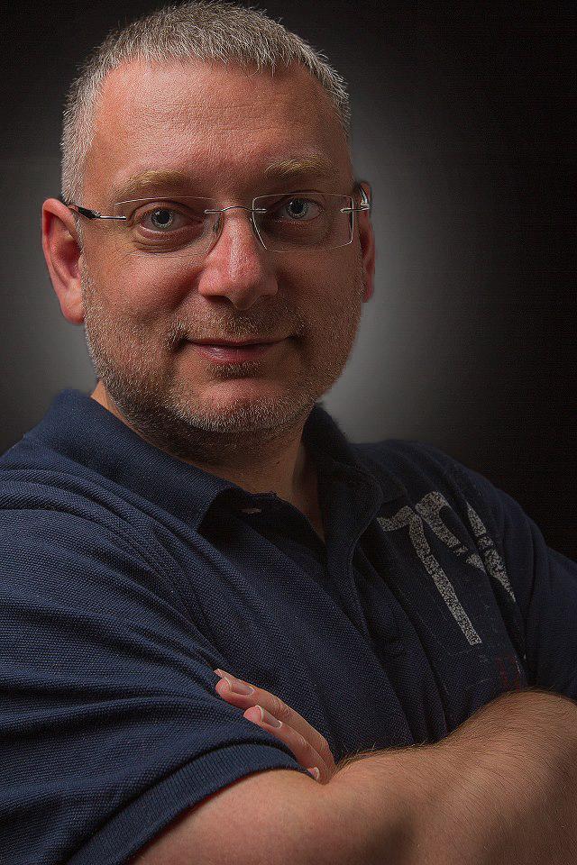 Portrait Bild von Patrick Hubig